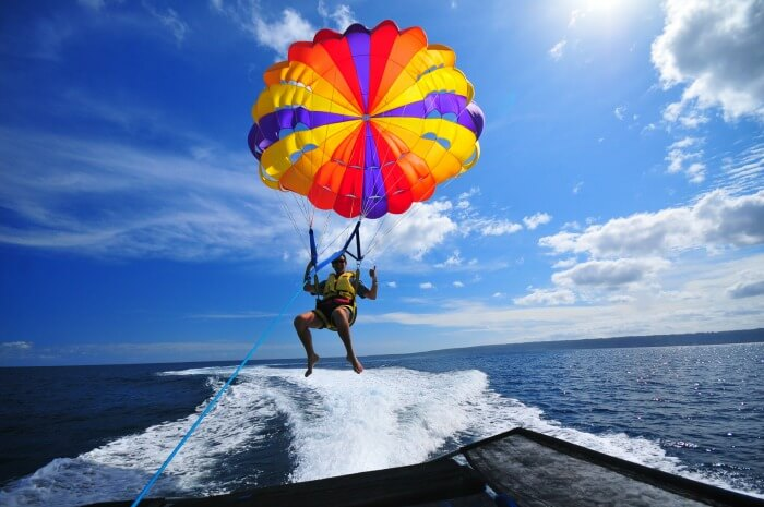 The Top Rated Water Sports in Andaman